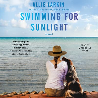 Swimming for Sunlight by Allie Larkin audiobook