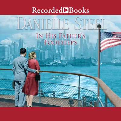 In His Father's Footsteps by Danielle Steel audiobook