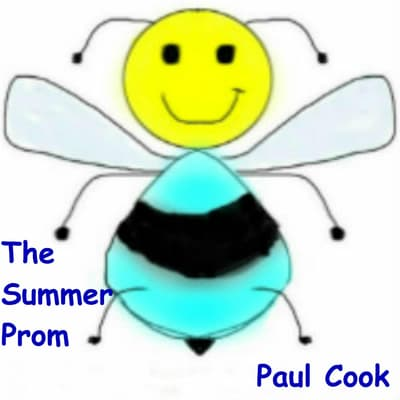 The Summer Prom by Paul Cook audiobook