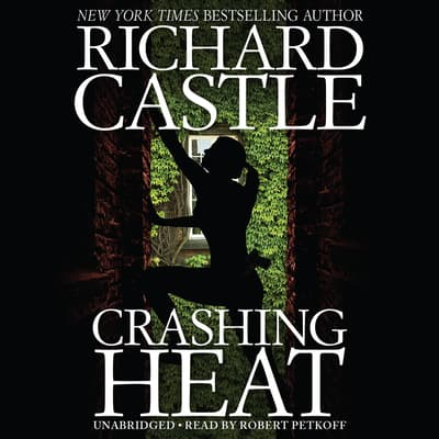 Crashing Heat by Richard Castle audiobook