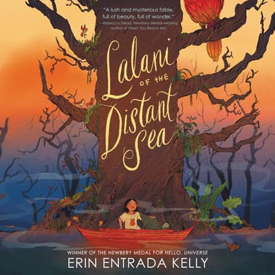 Lalani of the Distant Sea by Erin Entrada Kelly audiobook