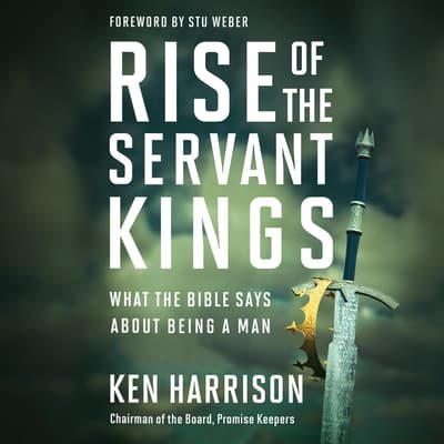 Rise of the Servant Kings by Ken Harrison audiobook