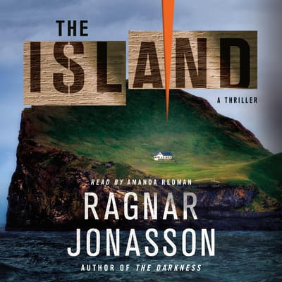 The Island by Ragnar Jónasson audiobook