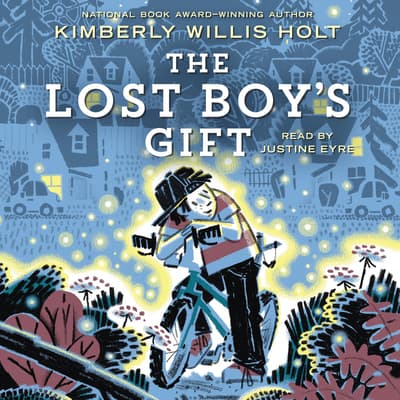 The Lost Boy's Gift by Kimberly Willis Holt audiobook