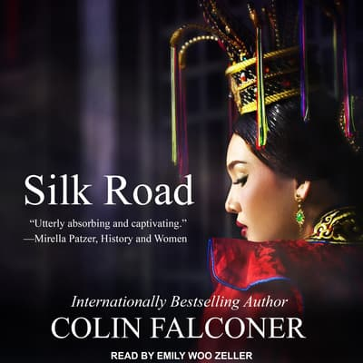 Silk Road by Colin Falconer audiobook
