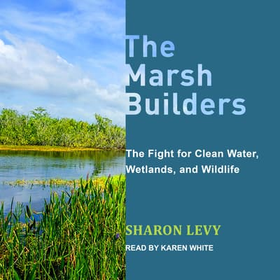 The Marsh Builders by Sharon Levy audiobook