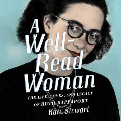 A Well-Read Woman by Kate Stewart audiobook