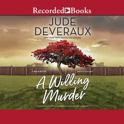 A Willing Murder by Jude Deveraux audiobook
