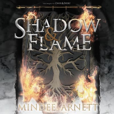 Shadow & Flame by Mindee Arnett audiobook