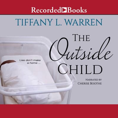 The Outside Child by Tiffany L. Warren audiobook