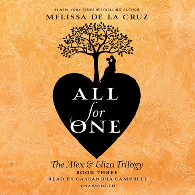 All for One by Melissa de la Cruz audiobook