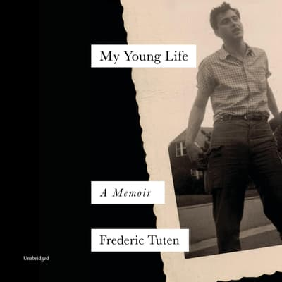 My Young Life by Frederic Tuten audiobook