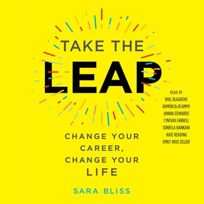 Take the Leap by Sara Bliss audiobook