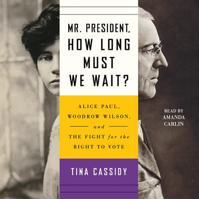 Mr. President, How Long Must We Wait? by Tina Cassidy audiobook