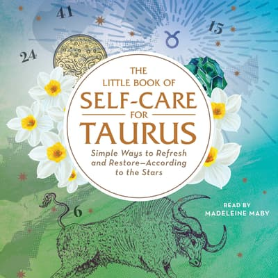 The Little Book of Self-Care for Taurus by Constance Stellas audiobook