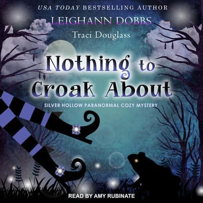 Nothing To Croak About by Leighann Dobbs audiobook