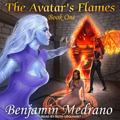The Avatar's Flames by Benjamin Medrano audiobook