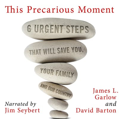 This Precarious Moment by James L. Garlow audiobook