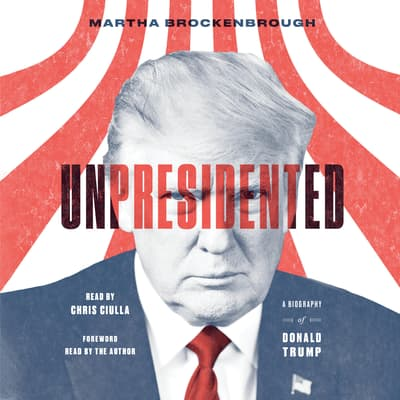 Unpresidented by Martha Brockenbrough audiobook