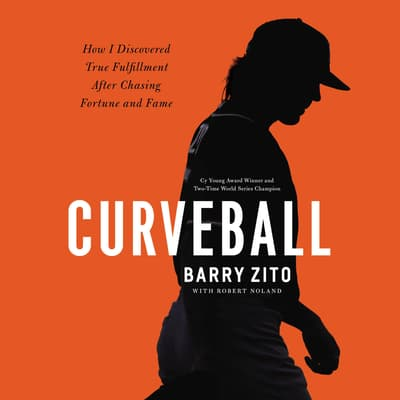 Curveball by Barry Zito audiobook