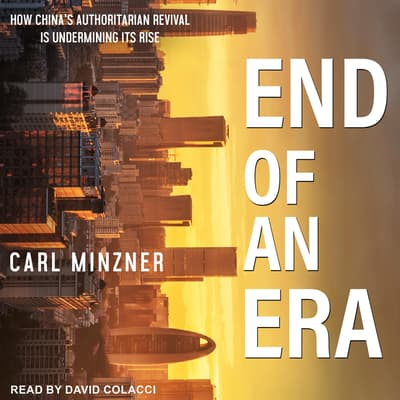 End of an Era by Carl Minzner audiobook