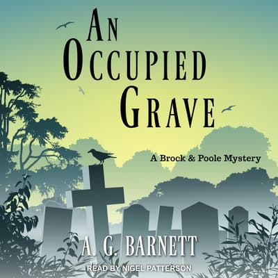 An Occupied Grave by A.G. Barnett audiobook