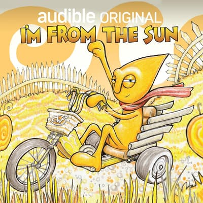 I'm From the Sun by Morgan Taylor audiobook