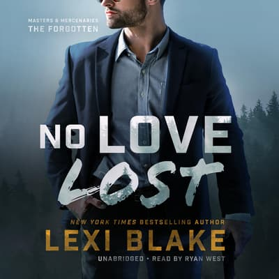 No Love Lost by Lexi Blake audiobook