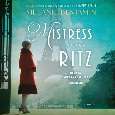 Mistress of the Ritz by Melanie Benjamin audiobook