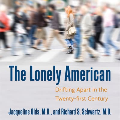 The Lonely American by Jacqueline Olds audiobook