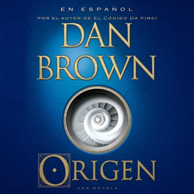 Origen by Dan Brown audiobook