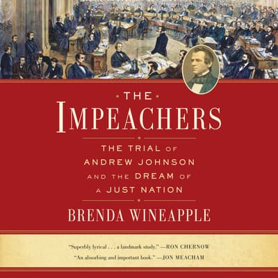 The Impeachers by Brenda Wineapple audiobook