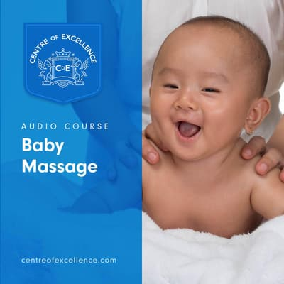 Baby Massage by Centre of Excellence audiobook