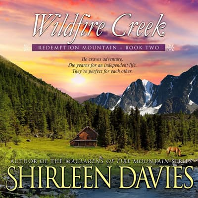Wildfire Creek by Shirleen Davies audiobook