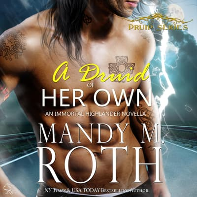 A Druid of Her Own by Mandy M. Roth audiobook