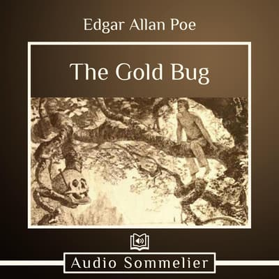 The Gold Bug by Edgar Allan Poe audiobook