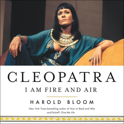 Cleopatra by Harold Bloom audiobook