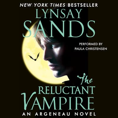 The Reluctant Vampire by Lynsay Sands audiobook