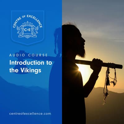 Introduction to the Vikings by Centre of Excellence audiobook