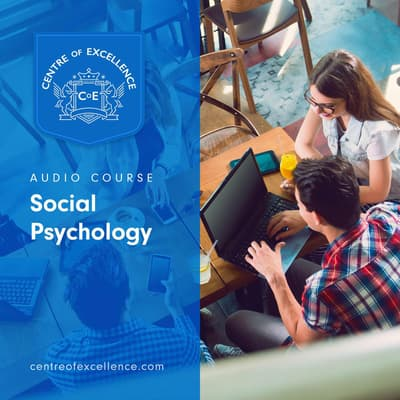 Social Psychology by Centre of Excellence audiobook