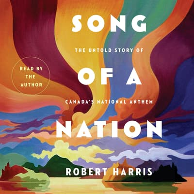 Song of a Nation by Robert Harris audiobook