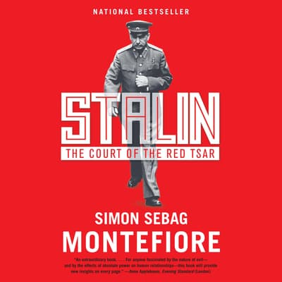 Stalin by Simon Sebag Montefiore audiobook