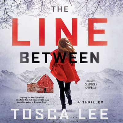 The Line Between by Tosca Lee audiobook