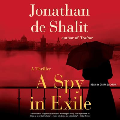 A Spy in Exile by Jonathan de Shalit audiobook