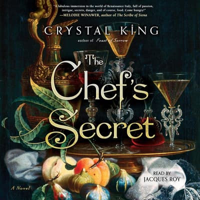 The Chef's Secret by Crystal King audiobook