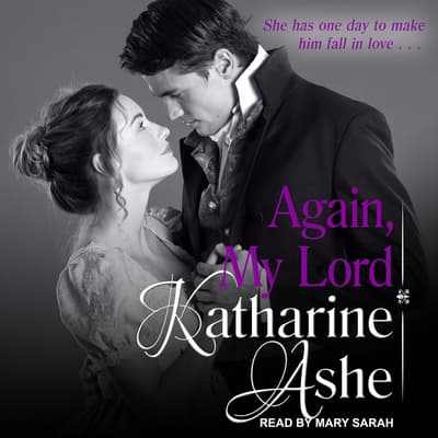 Again, My Lord by Katharine Ashe audiobook