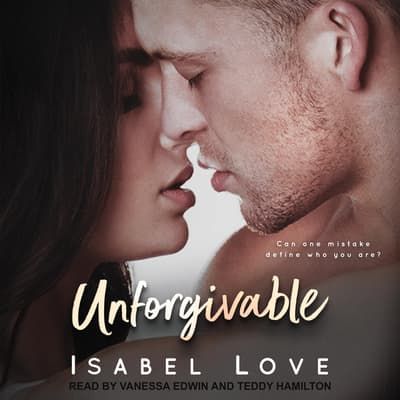 Unforgivable by Isabel Love audiobook