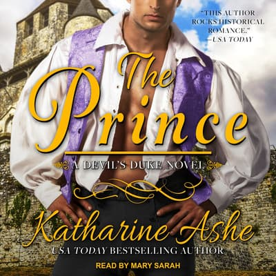 The Prince by Katharine Ashe audiobook
