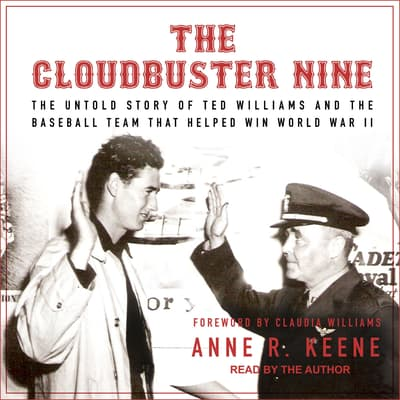 The Cloudbuster Nine by Anne R. Keene audiobook