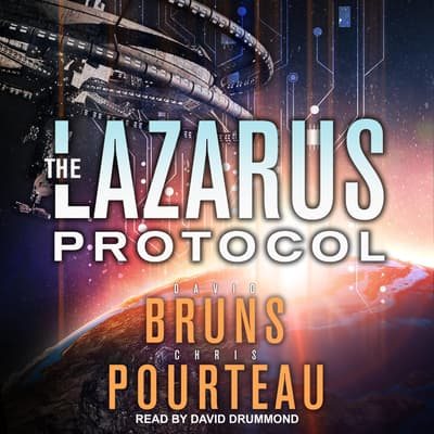 THE LAZARUS PROTOCOL by Chris Pourteau audiobook